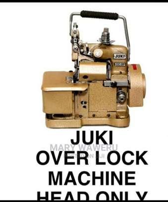 Juki Overlock Machine Head image 1