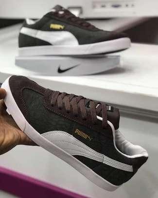 Classy Puma sneakers