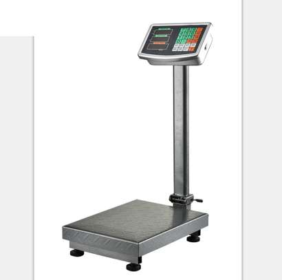 TCL Digital Weighing Scale 150kg image 1