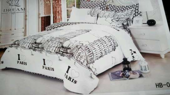 Turkish pure cotton duvet covers image 4