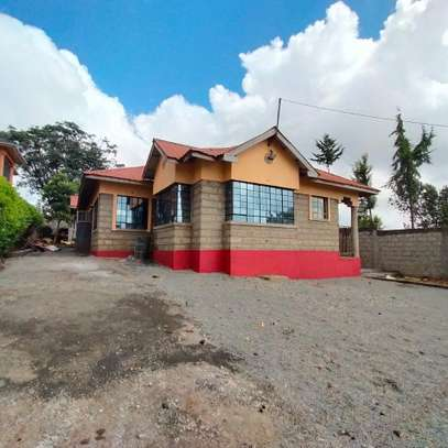 4 bedroom house for rent in Kikuyu Town image 10
