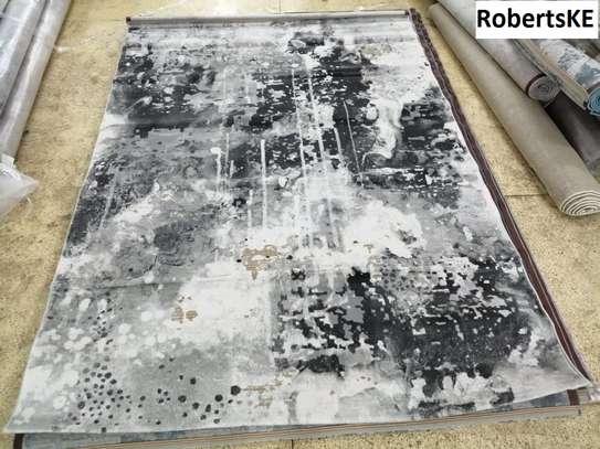 Durable Elegant non-skid persian carpet image 7