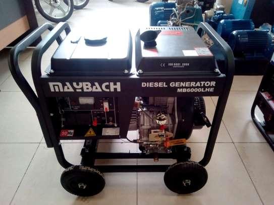 New 6KVA Open Diesel Generator image 1