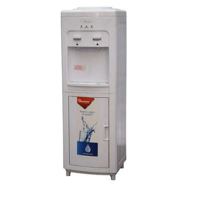 Hot and cold Free standing water Dispenser image 1