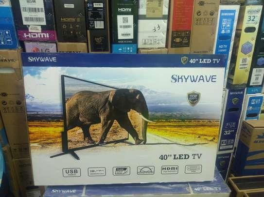 Skywave 40 inches digital TV special offer image 3