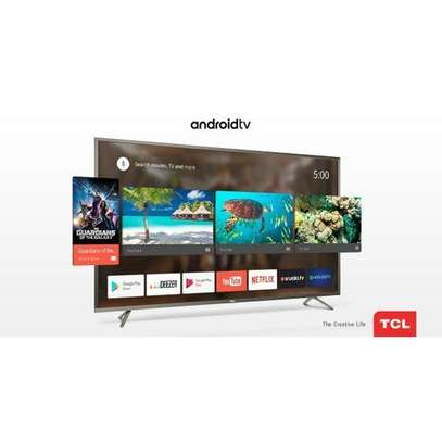 TCL 40'' FULL HD ANDROID TV, NETFLIX, BLUETOOTH, HDR 40S68A-Blck image 1