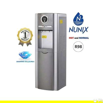 Nunix hot and normal water dispenser image 1