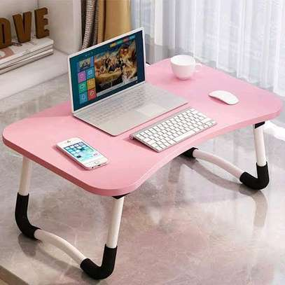 ?Foldable bed laptop table image 4