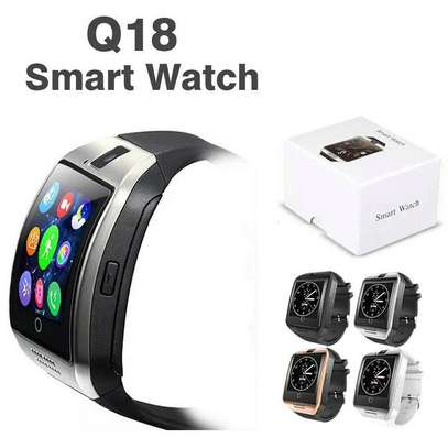 Smartwatch for Android Phones Samsung iPhone: Compatible with iOS image 1