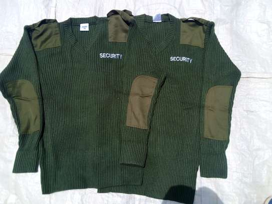 Security sweater image 1