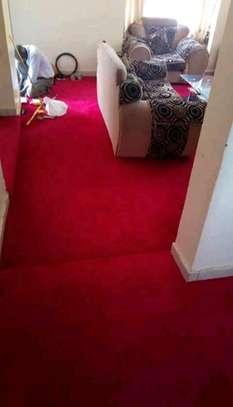 Standard wall to wall carpets
