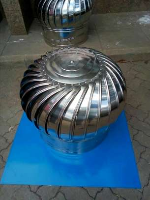Cyclone Roof Ventilator Fans