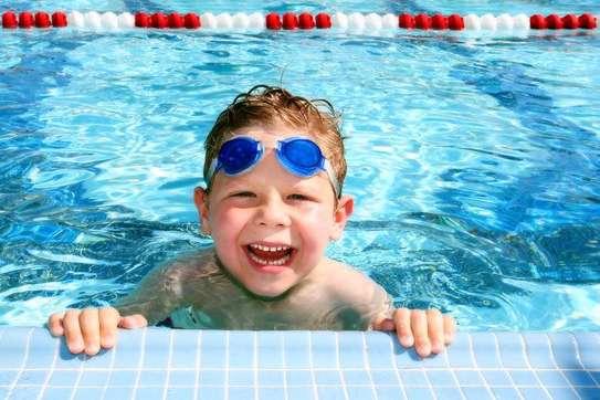 Swimming antifog  goggles image 2