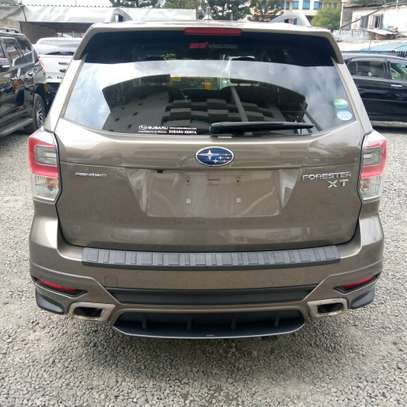 Subaru Forester 2.0 XT Turbo image 2