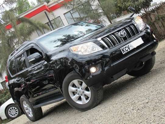Toyota Prado J150 For Hire image 2