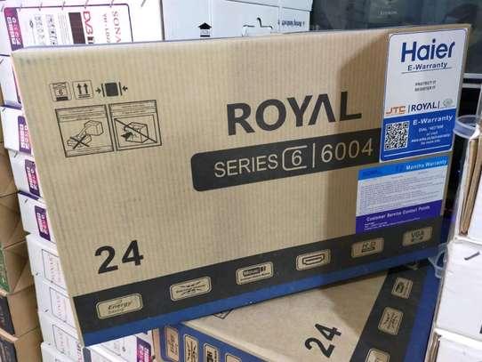 Royal 24 INCH HD INBUILT DECORDER LED BACKLIGHT SCREEN TV image 1