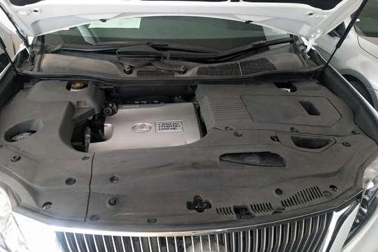 Lexus RX 450h AWD image 6