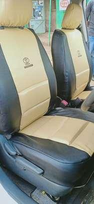 Ipsum Car Seat Covers image 3