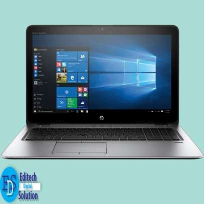 HP EliteBook 850 G3 Notebook PC Core I5 8Gb Ram 500Gb Hdd 15.6 Inches image 1