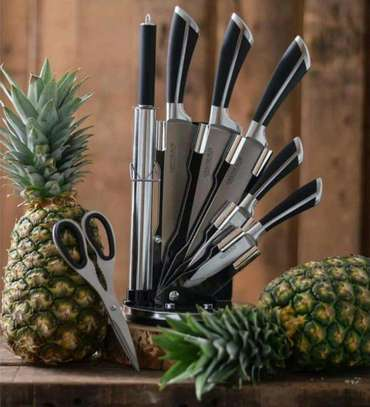 9 pieces Knives Set image 1
