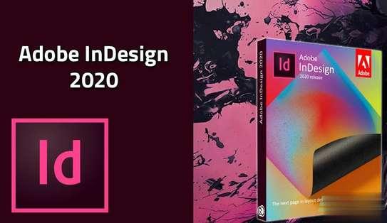 Adobe Indesign 2020 (Windows/Mac OS) image 1