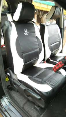 Standard leather car seat covers
