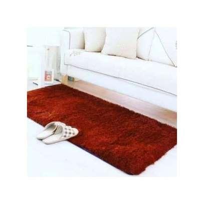 Fluffy Bed Side Carpet -3*6 image 1