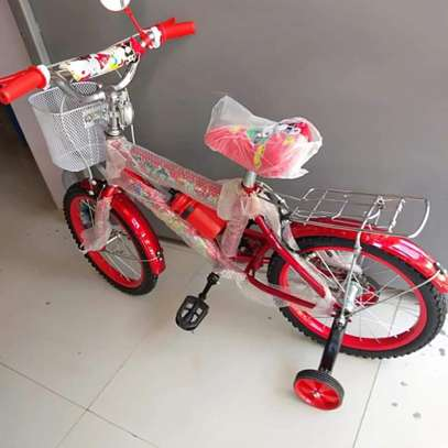 Boys Bike size 20