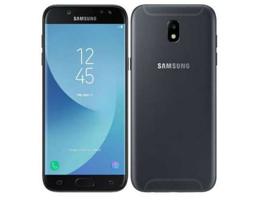 "Samsung Galaxy J6 (2018) 5.6"", 2GB+32GB ROM , 13MP + 8MP, Dual SIM- 4G - Black image 1"