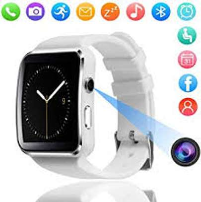 For kids women Men Bluetooth Smartwatch image 1