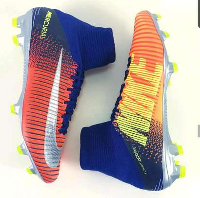 All Generations of NIKE MERCURIAL Football Boots image 10