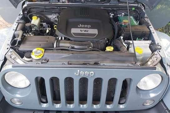 Jeep Wrangler 3.6 V6 image 3