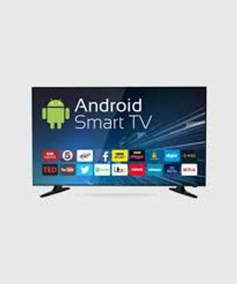 43 inch synix smart android FHD 24+1 months warranty image 1
