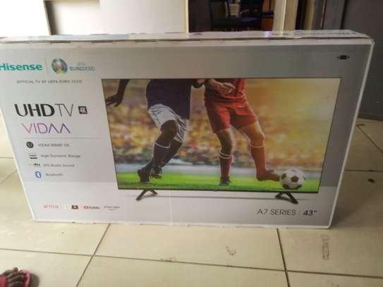 """Hisense 43"""" smart 4k led tv"""