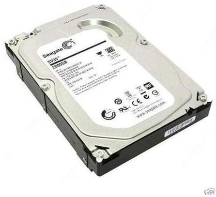 Band New Seagate 2TB Hard Disk -For Desktop & CCTV image 4