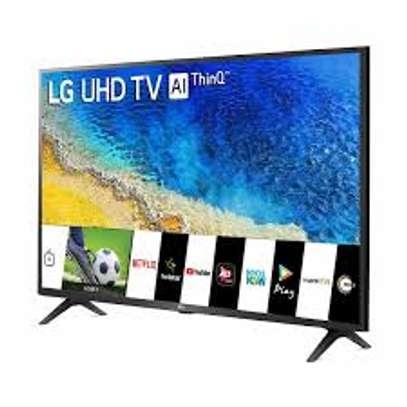 LG 49 inches 4k smart Digital TVs image 1