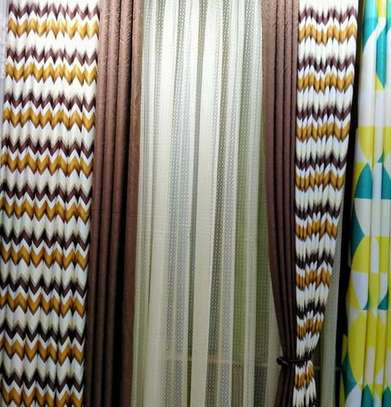 ADORABLE QUALITY FABRIC CURTAINS image 2