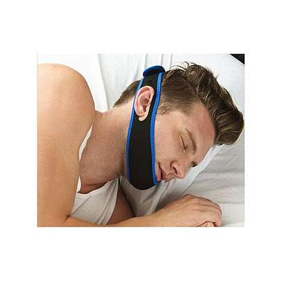 Anti Snore Chin Strap Care Sleep Stop Snoring Belt Chin Jaw Supporter