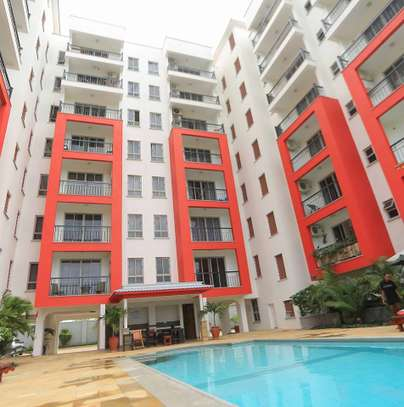 1br FURNISHED apartment for rent at Shanzu Beach Homes ID2269 image 1