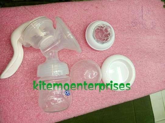 Manual breast pump 1.2 uci image 1