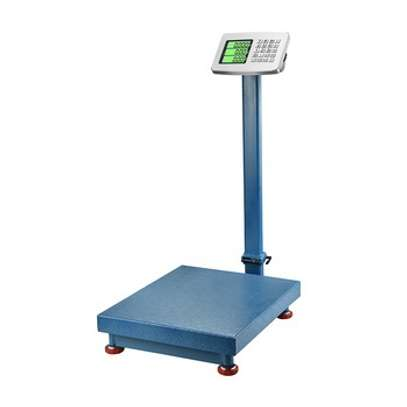 New Digital 150KG Weighing Scale image 1