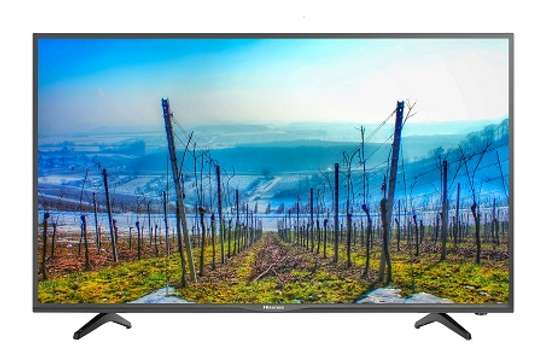 HISENSE 49inch FHD Smart TV (49N2170PW)- Black image 1