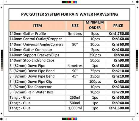 Water Harvesting System image 11