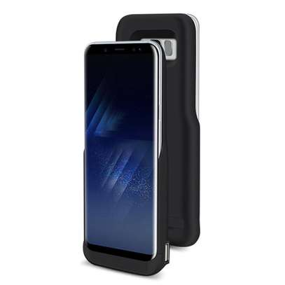 JLW  Battery Case For Samsung Galaxy S8 5500mAh S8 Plus 6500mAh USB Smart Charger Cover For Samsung Galaxy S8 Plus Power Bank image 3