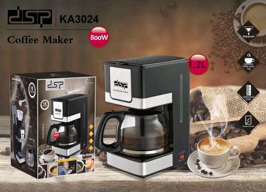 DSP coffee maker image 1