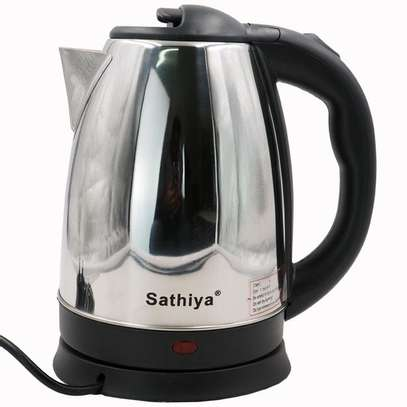 Stainless Steel Electric Kettle image 2