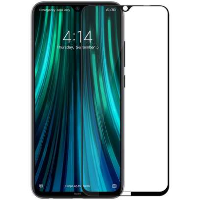 5D HD Clear Tempered Glass Front Screen Protector for Xiaomi Note 8 ,Note 8 Pro, Note 8T image 5