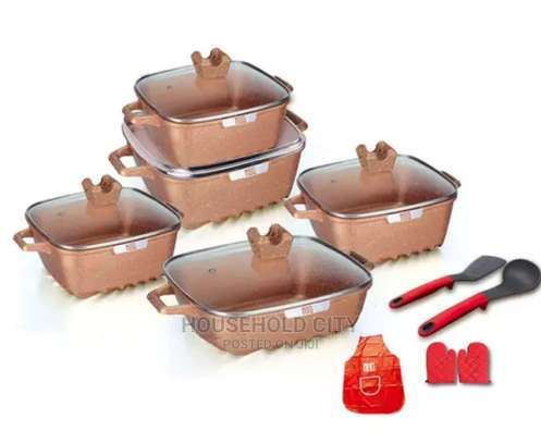 Square Cookware Sets image 1