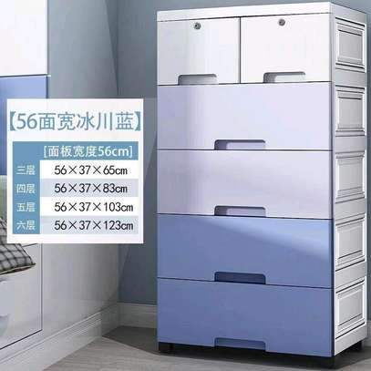 New chest of drawers /organizer cabinet image 1