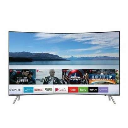 "Samsung 49"" LED TV - Curved UHD, Smart, Digital image 1"
